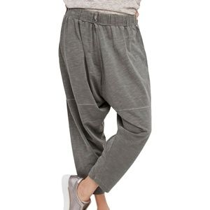 Free People Army Harem Casual Cropped Pants